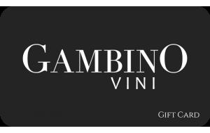 Gambino Card - Black
